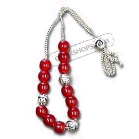 Worrybeads KN16R Red