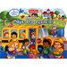 Let's Go to School! / Pame sto sholio Boardbook In Greek Ages 3+