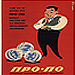 Vintage Greek Advertising Posters - Propo 12X (1960s)