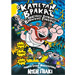 Captain underpants and the Wrath of the Wicked Wedgie Woman, by Dave Pilkey, In Greek
