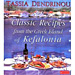 Classic Recipes from the Greek Island of Kefalonia , by Tasia Dendrinou (In English)