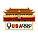 USOC Beijing USA House Pin Tian
