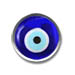 Evil Eye Circular Lapel Pin