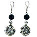 Phaistos Disc Earrings Style SK47