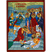 Biblical Composition - The 10 Saints of Crete ( 10 Holy Martyrs of Crete ) - 19x25cm