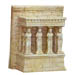 "Erechtheion and Caryatids Replica (8"")"