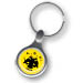 Greek Soccer Team Keychain - AEK