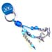 Evil Eye Goodluck Keychain - Nouno for Godfather in Greek