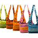 Woven Cotton Shoulder Bag Style BG20