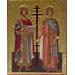 Magnet of St. Konstantine and Helen
