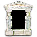 "Caryarides Picture Frame (for 4"" x 5"" photo)"