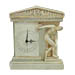 "Discus Thrower Table Clock (8x10"")"