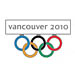Vancouver 2010 Olympic Rings Pin