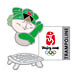 Beijing 2008 Nini Trampoline Olympic Sports Pin