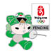 Beijing 2008 Nini Fencing Olympic Sports Pin