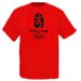 Beijing 2008 Red Olympic T-shirt CLEARANCE 30% off